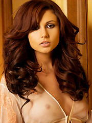 Penthouse Pet of the Month November 2014 Ariana Marie (Picture courtesy of Penthouse.com)