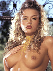 Penthouse Pet of the Month November 2001 Melissa Starr (Picture courtesy of Penthouse.com)