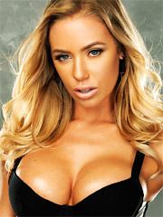 Penthouse Pet of the Month August 2012 Nicole Aniston (Picture courtesy of Penthouse.com)