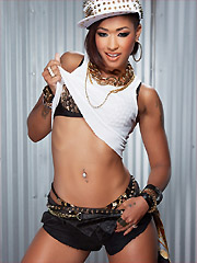 Penthouse Pet of the Month July 2014 Skin Diamond (Picture courtesy of Penthouse.com)