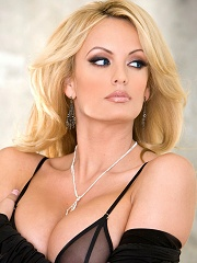 Penthouse Pet of the Month February 2007 Stormy Daniels (Picture courtesy of Penthouse.com)